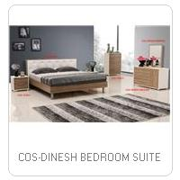 COS-DINESH BEDROOM SUITE